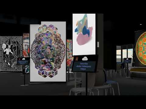 ACD - Adelaide City Library Walkthrough Interactive Art Experience