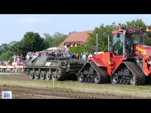 Traktorpulling Notzing 2012