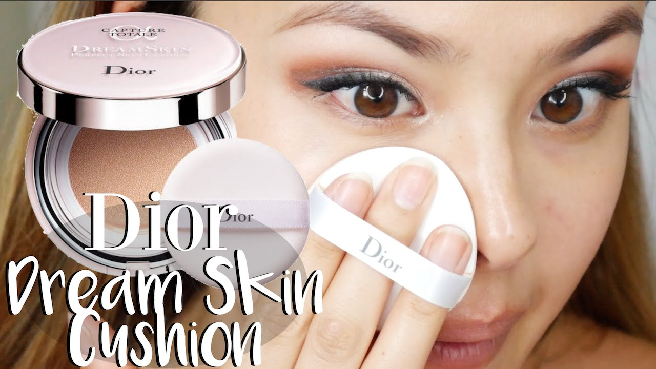 dior capture cushion