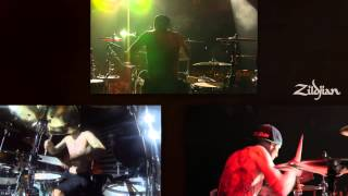 The Break Down Series - Travis Barker plays Hearts All Gone - Multi - View