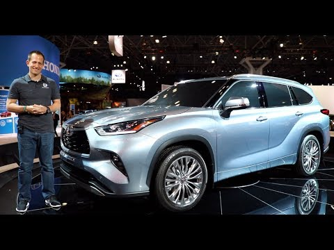 Is the ALL NEW 2020 Toyota Highlander SUV of the YEAR?