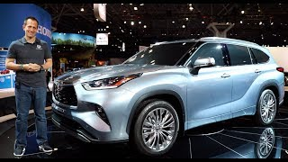 Download Is the ALL NEW 2020 Toyota Highlander SUV of the YEAR? Mp3 and Videos