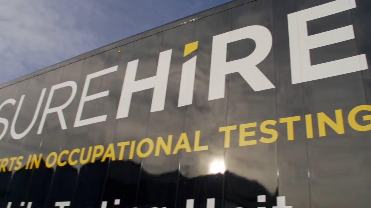 Occupational Health Testing Canada | SureHire