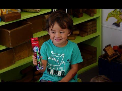 CORNERSTONE Preschool -  Oral Health Week