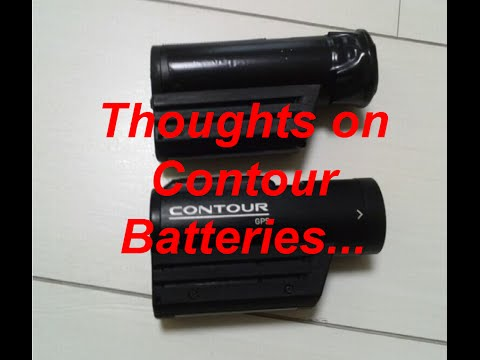 Contour GPS and HD: Thoughts / Review