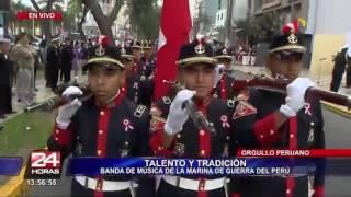 Canal 5: Banda de música de la Marina de Guerra