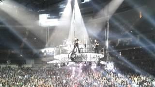 NICKELBACK BOTTOM'S UP PITTSBURGH LIVE 4/25/2012