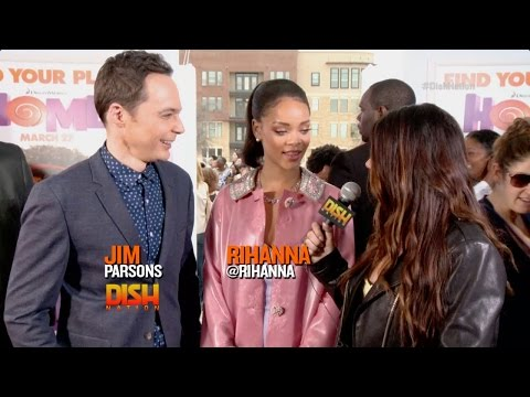 Rihanna & Jim Parsons Battle Over Who Has More Star Power