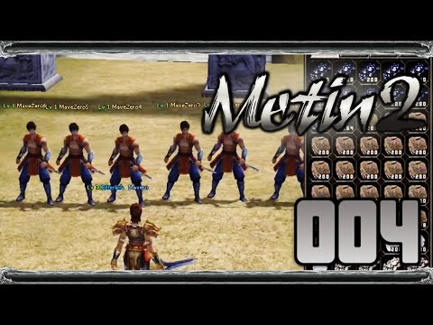 Metin2 DE Projekt Null [004] - 150kk Yang & Erzen!
