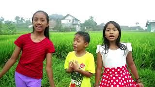 Lukisan Indonesia Naura - Tunas Gaia Video clip