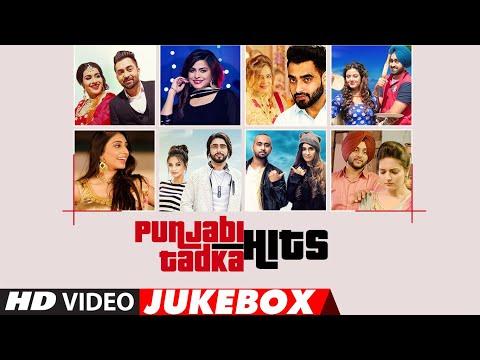 """Punjabi Tadka Hits Songs Collection   """"Latest Punjabi Songs 2017""""   T-Series Apna Punjab"""