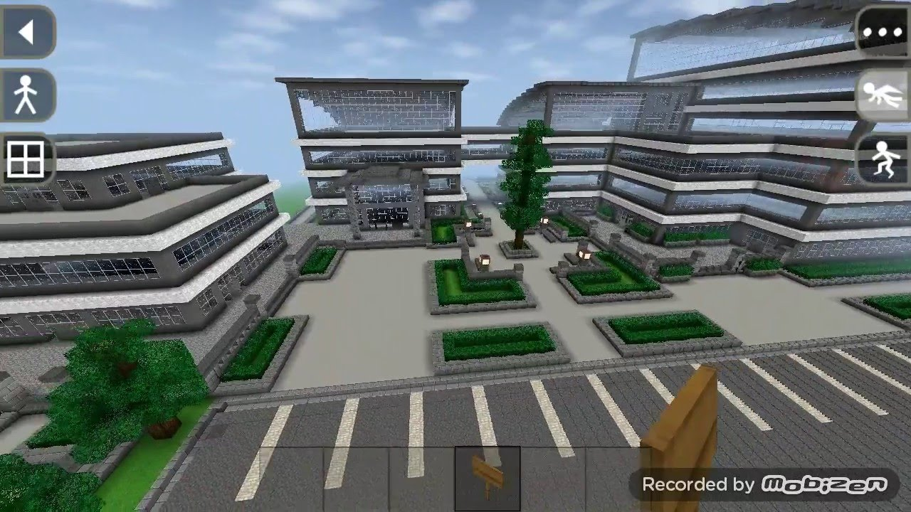 The Origins of the Survivalcraft High School and University Maps