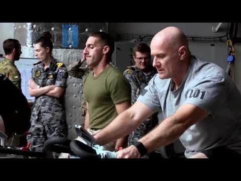 LHD Adelaide embarks US Marines, part II