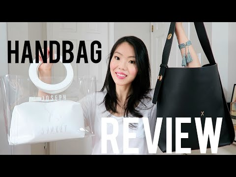 BEACH BAG AND SHOPPER BAG REVIEW by Joseph and Stacey, 조셉앤스테이시 | FashionablyAMY