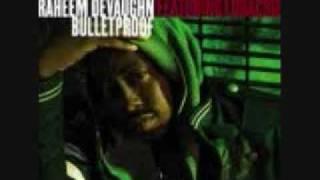 Raheem DeVaughn ft Ludacris - Bulletproof
