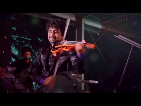 Pirates of the Caribbean - Abhijith P S Nair Live Concert- Indian He is a Pirate...!!!