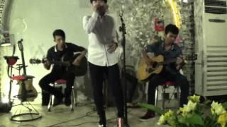 Người ấy- Sáng tác: Trịnh Thăng Bình cover by Nhật Minh BG Band tại coffee house