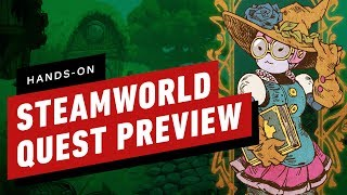 SteamWorld Quest Hands-On Preview
