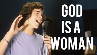 Ariana Grande - God is a woman (Cover by Alexander Stewart)