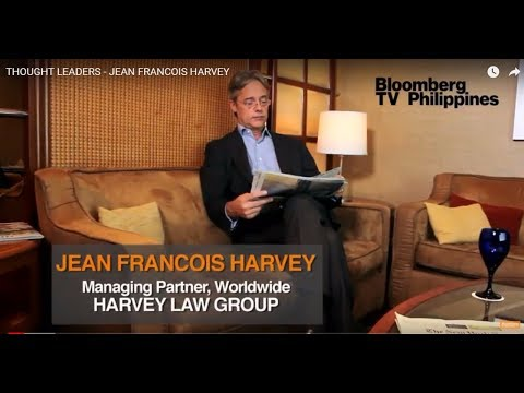 JEAN - FRANCOIS HARVEY ON BLOOMBERG
