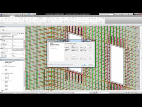 Revit 2016 - Improved Rebar Length Rounding