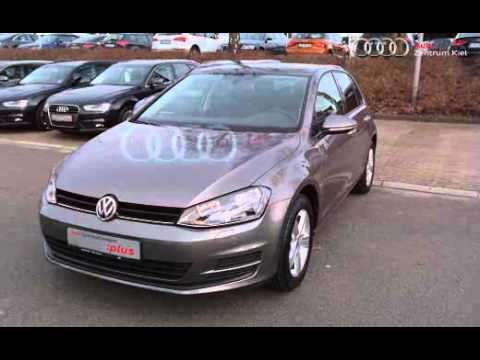 vw golf vii 1 2 tsi bmt comfortline youtube. Black Bedroom Furniture Sets. Home Design Ideas