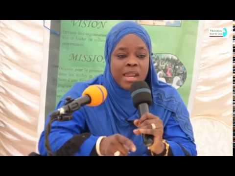 conférence vol 01 |   《La sacralité de la femme musulmane face aux menace  des NTIC》|  Zeynab FALL