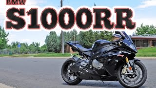 Regular Car Reviews: 2014 BMW S1000RR