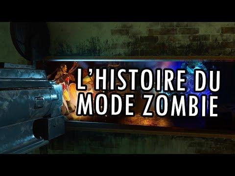 L'histoire du mode zombie   De World at War à Black OPS III