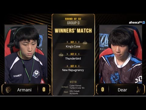 [2019 GSL S3] Ro.32 Group G Match3 (Winners'Match)