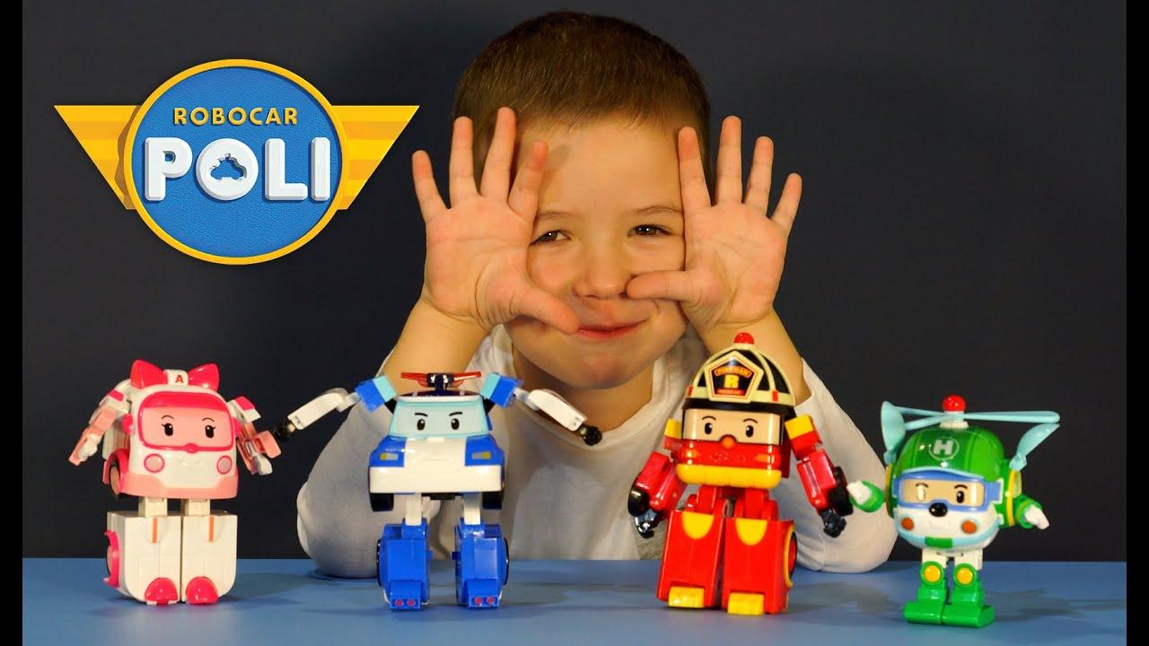 Игрушки для малышей из мультсериала robocar poli это отличный подарок для вашего ребенка. Отличные цены и непревзойденное качество.