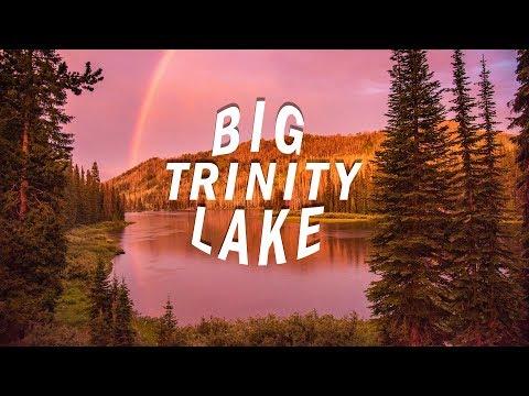 Big Trinity Lake | Boise National Forest, Idaho (Vlog)