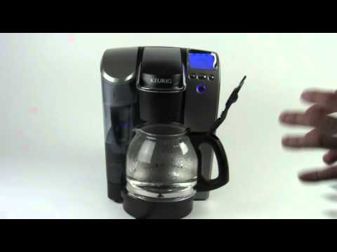Keurig Coffee Maker Quit Working No Power : Descale Keurig - YouTube