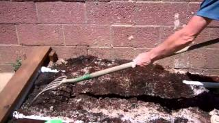 Building Raised Bed Gardens Part 2 Adding The Soil & Amendments