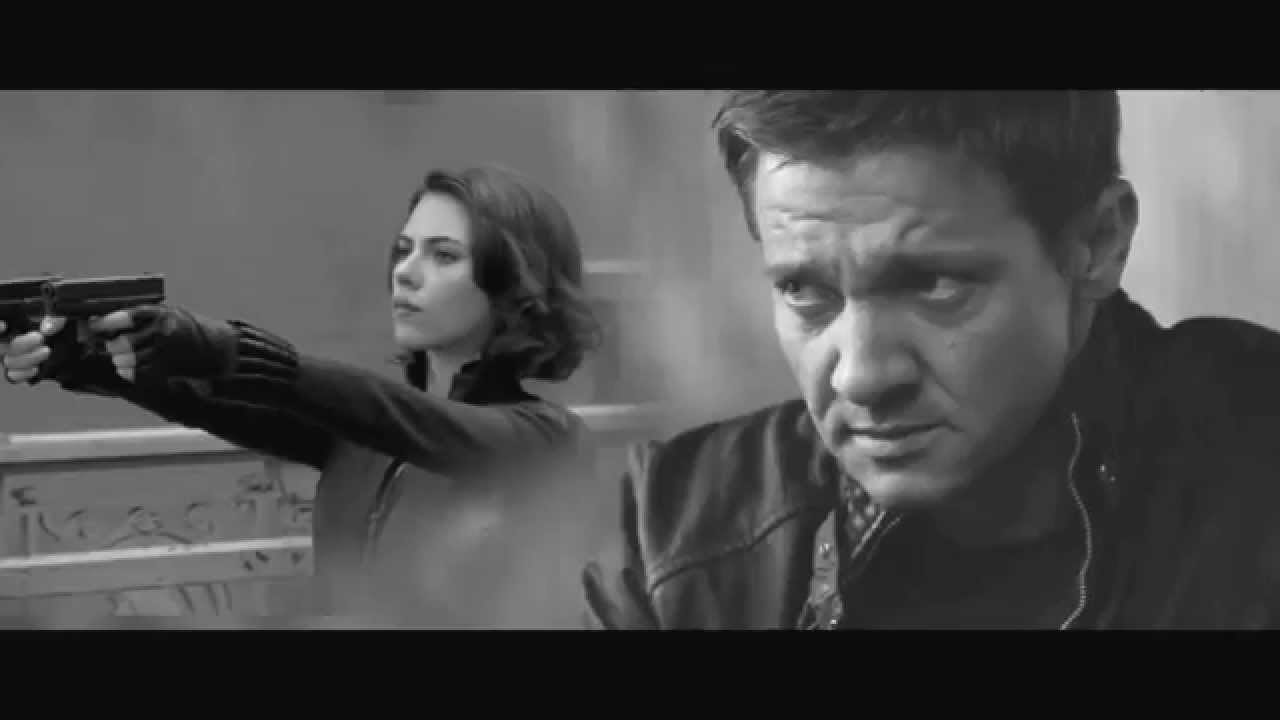 Download -In The Blood- Hawkeye and Black Widow