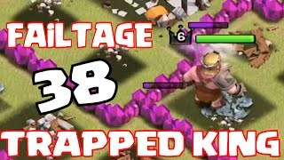 Clash Of Clans - FAILTAGE 38 (A fail that goes around, comes around)