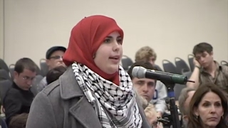 David Horowitz Brilliantly Exposes Muslim Student's True Intentions - UC San Diego thumbnail