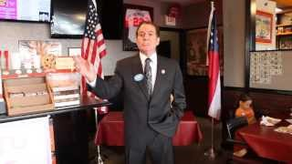 US Congressman Phil Gingrey Addresses The Paulding County Republican Party