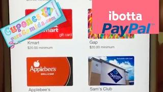 Como Transferir el Dinero De Ibotta a Paypal