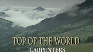 TOP OF THE WORLD (カラオケ) CARPENTERS
