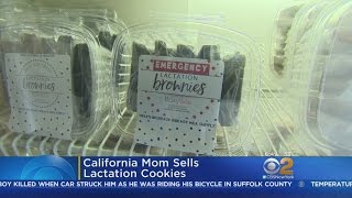 CA Mom Sells Cookies To Boost Lactation