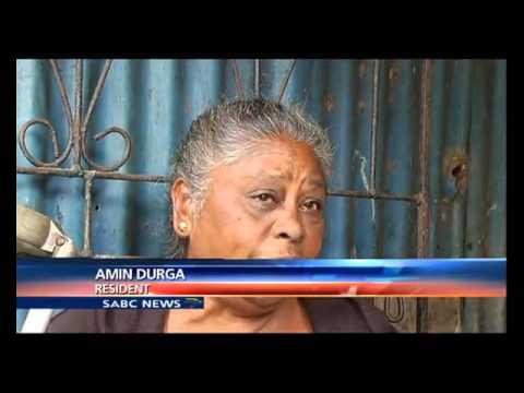 DA Ethekwini pays visit to informal settlers