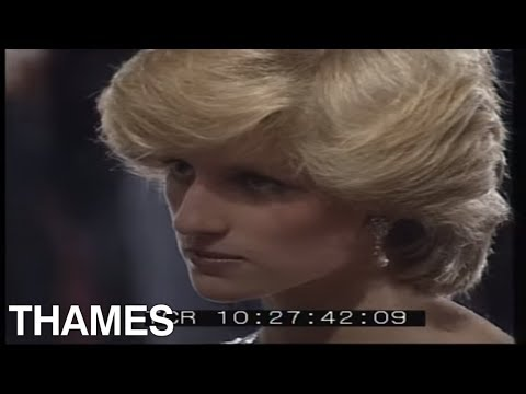 Princess Diana | Royal Film Premier | Octopussy | 1983