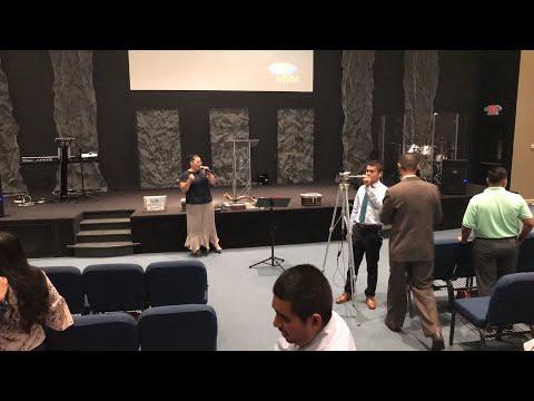 Culto Evangelistico MMM Buford Ga 10/08/17