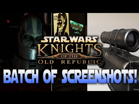 Apeiron's Star Wars: Knights Of The Old...