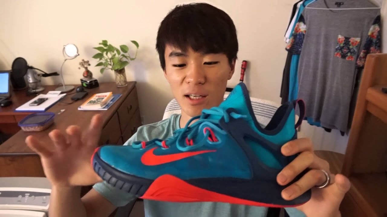 2e579a1b1037 Nike Hyperrev 2015 Performance Review - YouTube