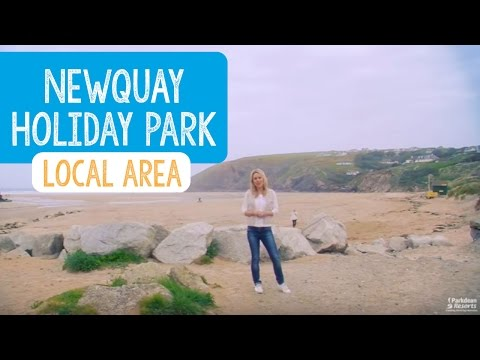 Discover local attractions & more at Newquay Holiday Park