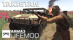 » GEFANGEN! « Ein episches Abenteuer in Arma 3: Takistan Life [4K/2016]