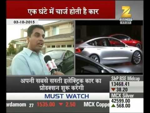 Electric car Tesla to run on Indian roads this summer, tweets Elon Musk