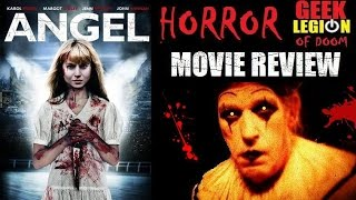 ANGEL aka STILL WATERS ( 2015 John Hannah ) Serial Killer Horror Movie Review